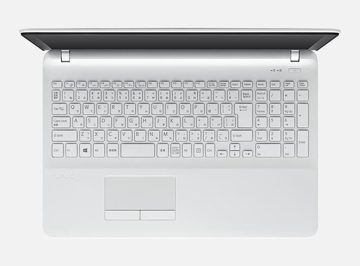 VJS1528(ホワイト)Core i3モデル販売終了
