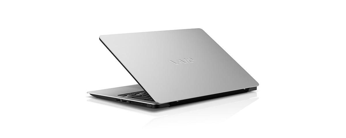 【販売終了】VAIO Zクラムシェル(シルバー)短納期モデル<VJZ13180411S>